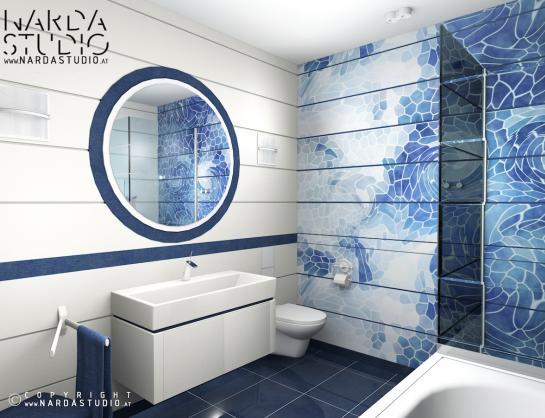 Badezimmer Blau – vitaplaza.info